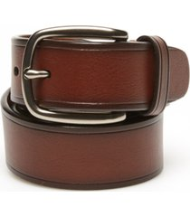 original penguin men's triple-stitch casual belt