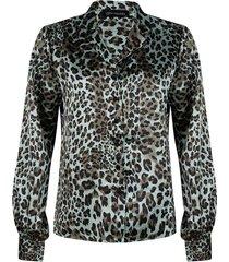 lofty manner blouse shirley mint groen