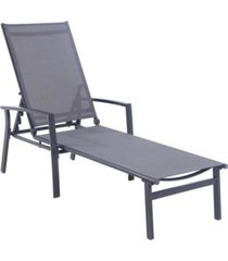 """naples adjustable sling chaise - 20"""" x 26.5"""" x 15.4"""""""