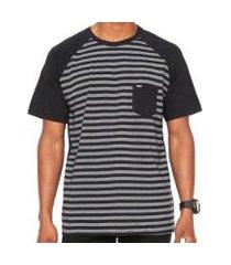 camiseta hurley especial stripe