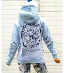 bluza w motyle królowa motyli