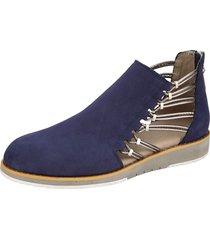 emu-skor emu blå