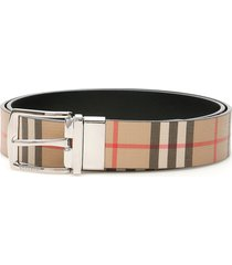 burberry reversible clarke belt