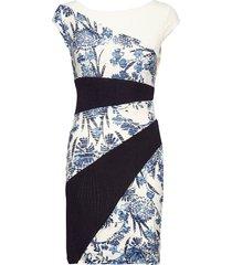 vest detroit jurk knielengte multi/patroon desigual