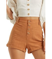 women's billabong leave rad shorts