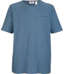 t-shirt boston park blå
