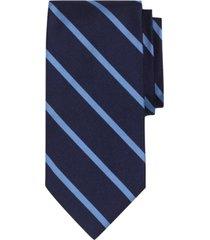 corbata rep azul brooks brothers