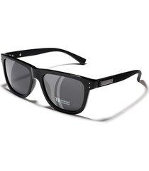 gafas sol hombres aevogue tr90 polarizadas 0614-04 negro mate