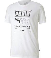 t-shirt korte mouw puma 581908