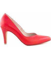 zapato rojo briganti mujer abbi