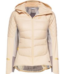 advance primaloft down jacket gevoerd jack multi/patroon johaug