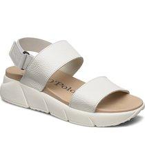 sporty 1b shoes summer shoes flat sandals vit marc o'polo footwear