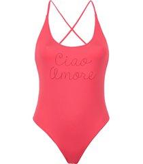 giada benincasa one-piece swimsuits