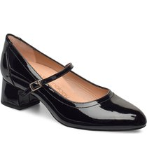lean_pa shoes heels pumps classic svart unisa