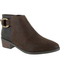 bella vita henley ii booties women's shoes