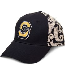 sean john men's paisley back baseball cap