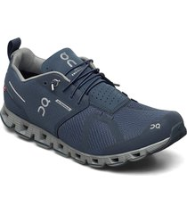 cloud waterproof shoes sport shoes running shoes blå on