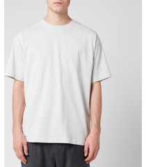 a.p.c. men's kyle t-shirt - grey - xxl