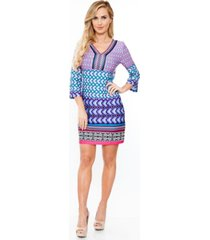 white mark women's khloe dress