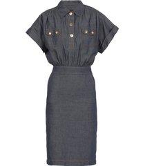boutique moschino chemisier dress