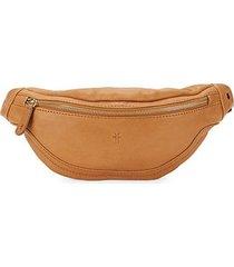 madison leather waist bag