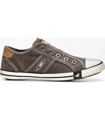 sneaker mustang (grigio) - mustang