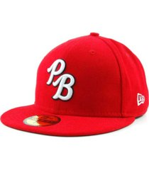 new era palm beach cardinals milb 59fifty cap