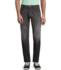 diesel men's larkee skinny jeans - black - size 31
