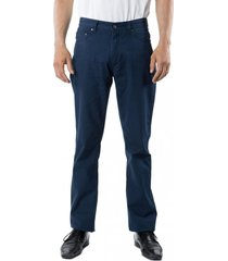 pantalón canvas 5 bolsillos azul marino kotting