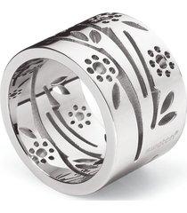 anillo luludia plateado swatch