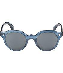 50mm irven round sunglasses