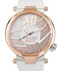 reloj enchanted spider blanco mulco