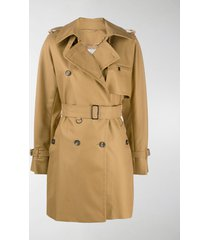 max mara atualle belted trench coat