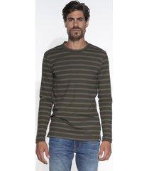 minimum sweater groen