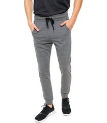 pantalón gris boardwise babucha