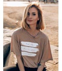 t-shirt oversize wanderer