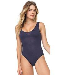 body liz easy wear orion azul-marinho
