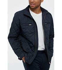 selected homme slhdime jacket b jackor mörk blå