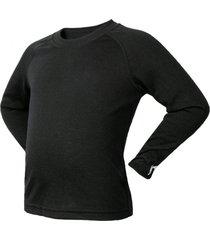 camiseta capa base adventurer negro doite