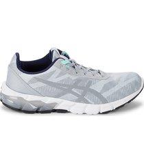asics women's gel quantum sneakers - peacoat white - size 6.5