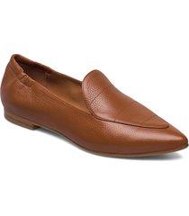 shoes 11512 loafers låga skor brun billi bi
