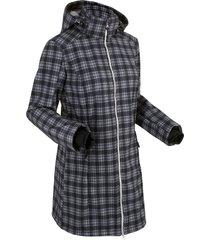 giacca funzionale in softshell con pellicciotto (nero) - bpc bonprix collection