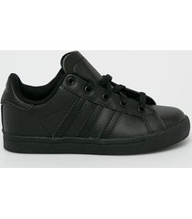 adidas originals - buty dziecięce coast star c