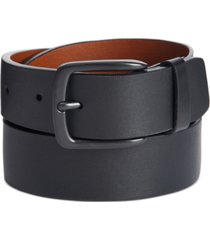 original penguin men's matte casual belt