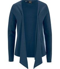cardigan anti uv in jersey (blu) - bpc bonprix collection