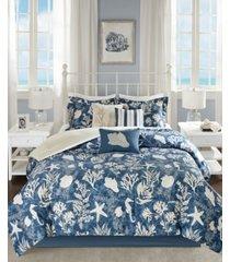 madison park cape cod 7-pc. king comforter set bedding