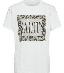 tortell boyfriend te t-shirts & tops short-sleeved vit allsaints