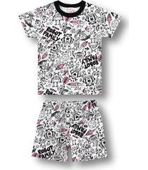 pijama marisol branco