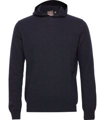 pascal hoodie hoodie trui blauw oscar jacobson