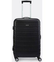 maleta de viaje mediana rígida ruedas 360° 02064
